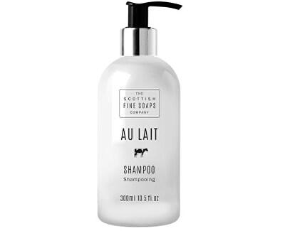 Scottish Fine Soaps Šampon s mlékem Au Lait 300 ml