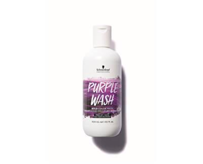Șampon intensiv pentru vopsire Bold Color Wash Purple 300 ml