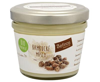 Sefiros Bambucké maslo BIO panenský 80 ml