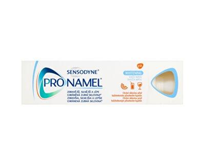 Bělicí zubní pasta proti pigmentaci Pronamel Whitening 75 ml