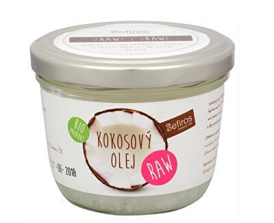 BIO RAW Kokosový olej 180 ml