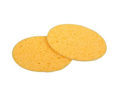 Houbička na čištění pleti (Facial Cleansing Sponge) 2 ks