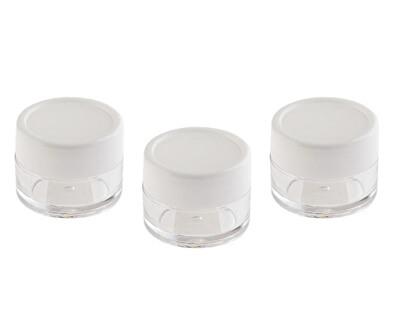 Sefiros Kelímky na kosmetiku (Cosmetic Jar) 3 x 10 ml
