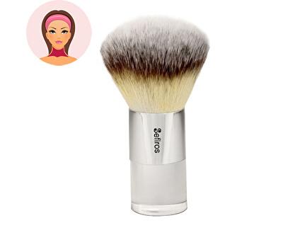 Sefiros Malý pudrovací štětec na tělo Silver (Body Powder Brush Small)