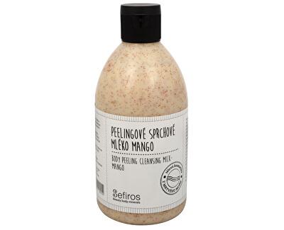 Sefiros Peelingové sprchové mléko Mango (Body Peeling Cleansing Milk) 500 ml