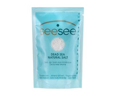 Přírodní sůl s minerály z Mrtvého moře (Dead Sea Natural Salt) 200 g