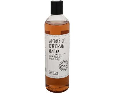 Sefiros Sprchový gel Bourbonská vanilka (Aroma Shower Oil) 400 ml