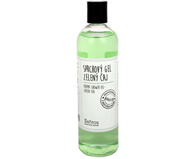 Sefiros Sprchový gel Zelený čaj (Aroma Shower Oil) 400 ml