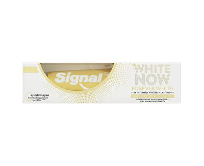 Bělicí zubní pasta White Now Forever White 75 ml