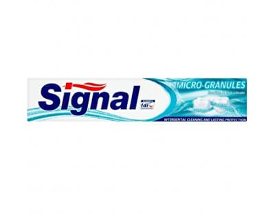 Signal Zubní pasta Micro-Granules 75 ml