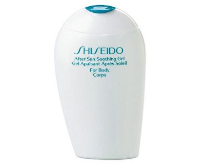 Shiseido Chladivý tělový gel po opalování (After Sun Soothing Body Gel) 150 ml
