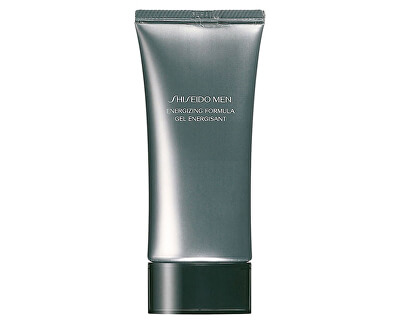 Shiseido Energizující gel pro muže MEN (Energizing Formula Anti-Fatigue Express Refresher) 75 ml
