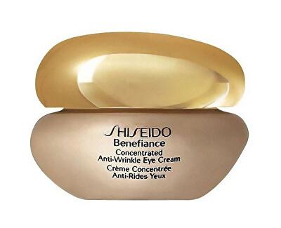Krém proti vráskám pro citlivé oční okolí Benefiance (Concentrated Anti-Wrinkle Eye Cream) 15 ml