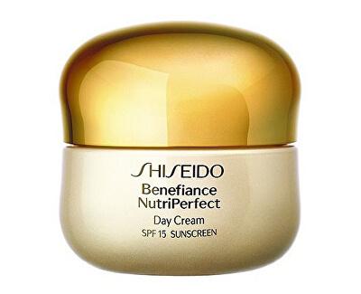 Obnovující denní krém Benefiance NutriPerfect SPF 15 (Day Cream) 50 ml