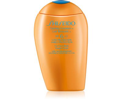 Opaľovacia emulzia SPF 6 Suncare (Tanning Emulsion) 150 ml