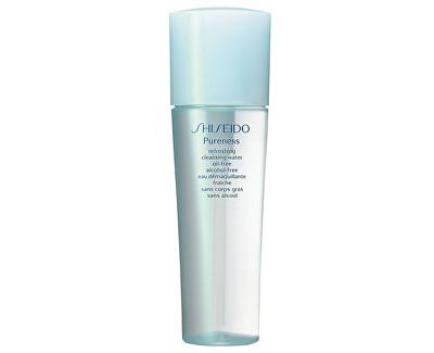 Shiseido Osvěžující čisticí voda Pureness (Refreshing Cleansing Water Oil-Free Alcohol-Free) 150 ml