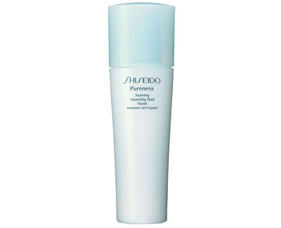 Shiseido Pěnivá čisticí emulze Pureness (Foaming Cleansing Fluid) 150 ml