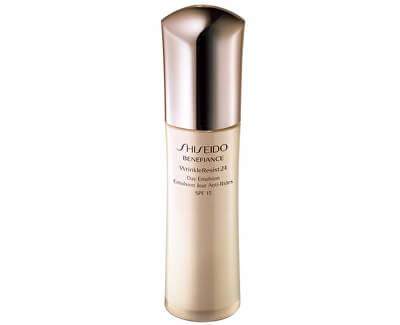 Protivrásková denní emulze Benefiance WrinkleResist 24 SPF 15 (Day Emulsion) 75 ml