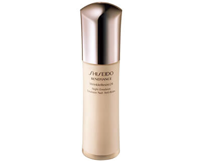 Shiseido Protivrásková noční emulze Benefiance WrinkleResist 24 (Night Emulsion) 75 ml