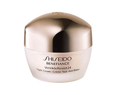 Protivráskový noční krém Benefiance WrinkleResist 24 (Night Cream) 50 ml