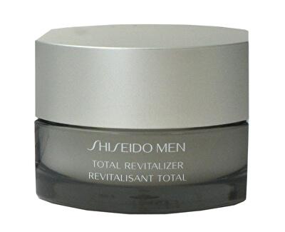 Shiseido Revitalizační krém pro muže MEN (Total Revitalizer Age-Defense Anti-Fatigue Cream) 50 ml