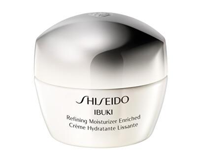 Shiseido Sjednocující pleťový krém IBUKI (Refining Moisturizer Enriched) 50 ml