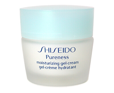 Shiseido Hydratační gelový krém na problematickou pleť Pureness (Moisturizing Gel-Cream) 40 ml