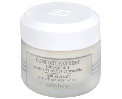 Sisley Bohatý noční krém pro velmi suchou a citlivou pleť Confort Extreme (Night Skin Care) 50 ml