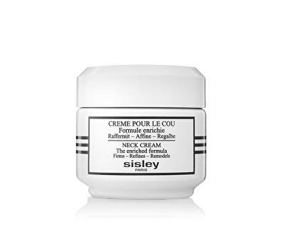 Zpevňující remodelační krém na krk (Neck Cream The Enriched Formula) 50 ml