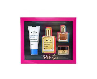 Luxusní dárková sada pro ženy Emblématique (Gift Set) - SLEVA - poškozená krabice