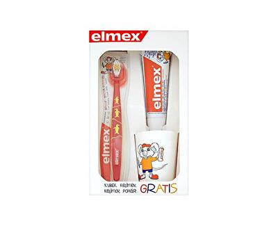 Sada pro dokonale čisté zuby pro děti (Kids Set) - SLEVA - poškozená krabička