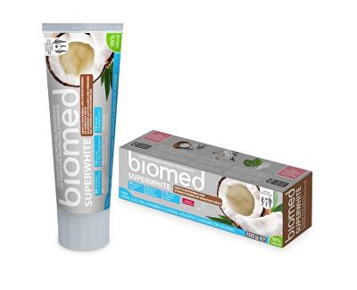 Zubní pasta pro šetrné bělení zubů Superwhite 100 g