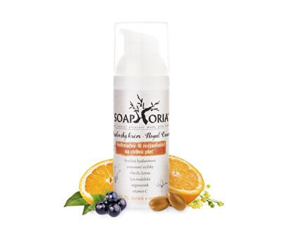 Hydratační a rozjasňující krém na normální až citlivou pleť (Royal Cream) 50 ml