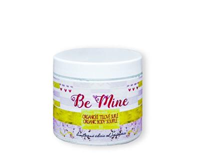 Organické tělové suflé Be Mine (Organic Body Souffle) 200 ml