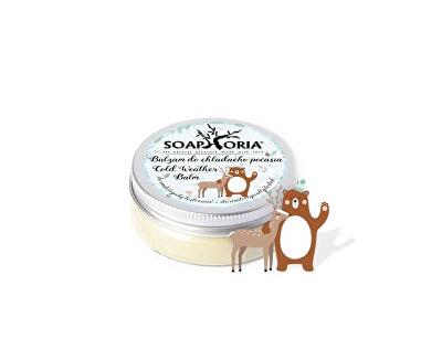 Soaphoria Organický balzám do chladného počasí Babyphoria (Cold Weather Balm) 50 ml