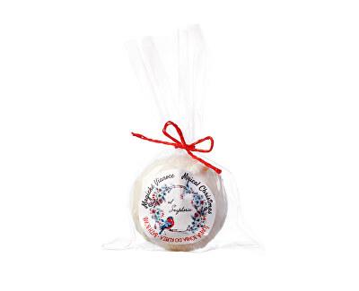 Šumivá bomba do koupele Magické Vánoce (Bath Bomb) 85 g