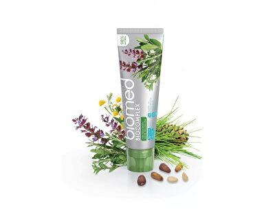 Zubní pasta s přírodními esenciálními oleji z cedrového dřeva Biocomplex 100 g