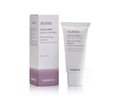 Sesderma Ochranný hydratační krém s obnovujícím účinkem pro lokální ošetření Silkses (Skin Moisturizing Protector) 30 ml