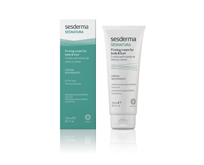 Sesderma Zpevňující krém na poprsí a tělo Sesnatura (Firming Cream For Body And Bust) 250 ml