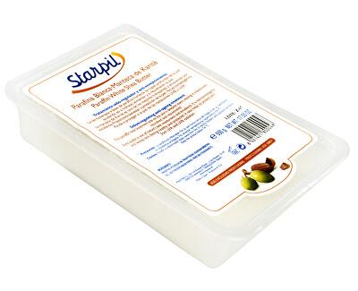 Bílý parafín máslo carité Starpil 500 g