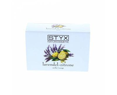 Luxusné mydlo Levandule - citrón (Soap) 100 g