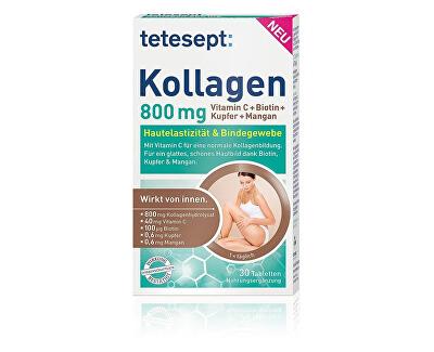Colagen 800 mg 30 comprimate
