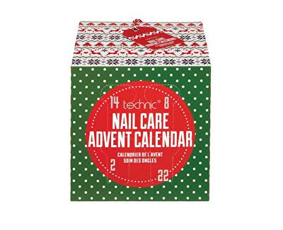Technic Adventskalender Christmas Novelty Nail Care Advent Calendar
