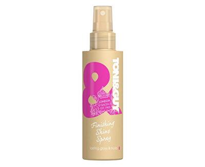 Hydratační sprej pro lesk vlasů (Finising Shine Spray) 150 ml