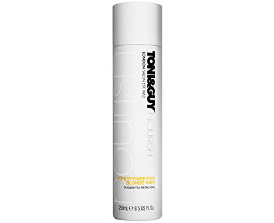 Kondicionér pro blonďaté vlasy (Conditioner For Blond Hair) 250 ml