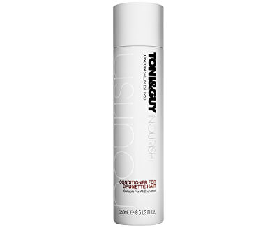 Toni&Guy Kondicionér pro hnědé vlasy (Conditioner For Brunette Hair) 250 ml