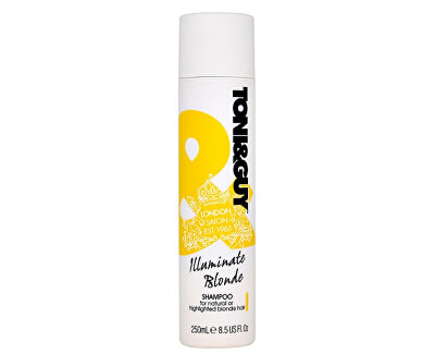 Šampon pro blonďaté vlasy (Shampoo For Blond Hair) 250 ml