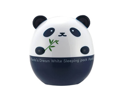 Noční pleťová maska Panda (Dream White Sleeping Pack) 50 g