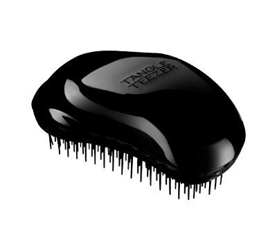 Profesionální kartáč na vlasy Elite Černý - SLEVA - poškozená krabička