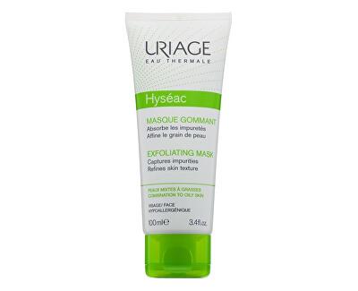 Peelingová maska pre zmiešanú a mastnú pleť Hyséac (Exfoliating Mask) 100 ml